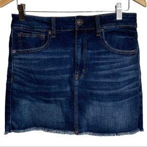 American Eagle Stretch Hi-Rise Mini Skirt Size 12
